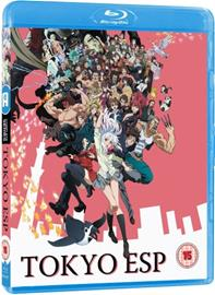 Tokyo ESP (Blu-Ray), TV-sarja
