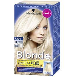 Schwarzkopf Blonde Vaalennusaine L101 Silver Blonde