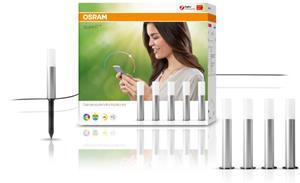 Osram Smart+ Garden Pole Mini Multicolor, 5-os. led-älyvalosarja