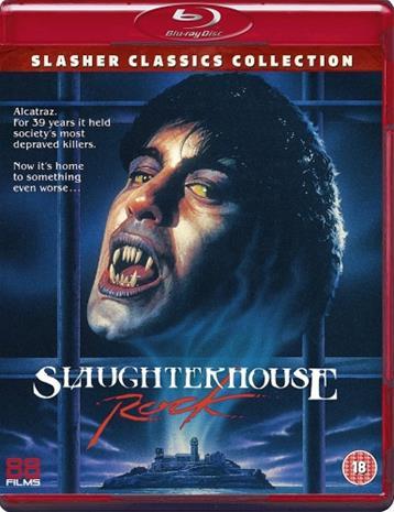 Slaughterhouse Rock (1988, Blu-Ray), elokuva