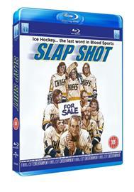 Lämäri (Slap Shot, Blu-Ray), elokuva
