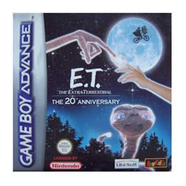 E.T. the Extra-Terrestrial - 20th Year Anniversary, GBA -peli