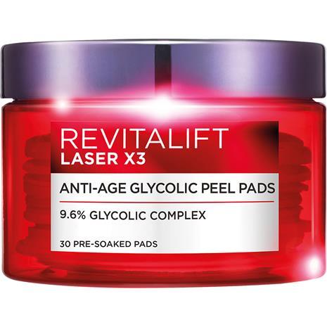 L'Oréal Paris Revitalift Laser - Glycolic Acid Pads