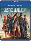 Justice League (2017, 3D Blu-Ray), elokuva