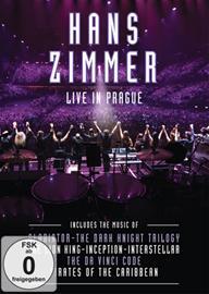 Hans Zimmer: Live In Prague, elokuva