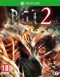 Attack on Titan 2, Xbox One -peli