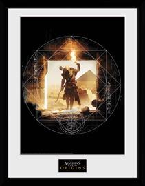 Framed collectors print - Games - Assassins Creed Origins Wanderer - Merchandise