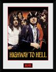 Framed Collectors Print - Music - AC/DC Highway to Hell - Merchandise