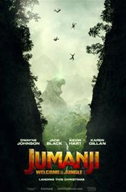 Jumanji: Welcome to the Jungle (2017), elokuva