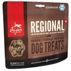 Orijen Snack Regional Red Dog -säästöpakkaus: 3 x 92 g