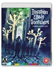 Invasion of the Body Snatchers (1978, Blu-ray), elokuva
