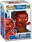 Aladdin Red Jafar (Chase-mahdollisuus) Vinyl Figure 356 (figuuri) Keräilyfiguuri Standard