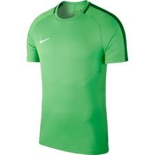 Nike Pelipaita Dry Academy 18 S/S - Vihreä/Valkoinen Lapset