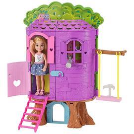 Barbie - Chelsea Treehouse (FPF83)