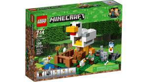 Lego Minecraft 21140, kanakoppi