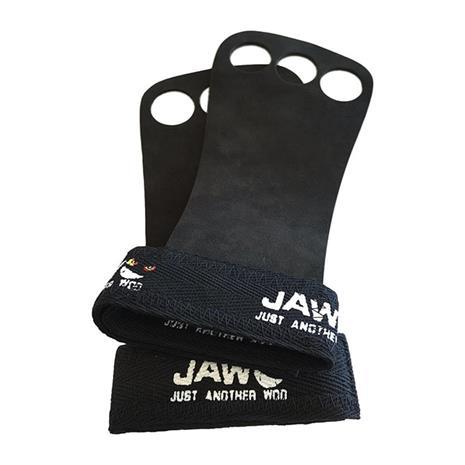 JAW Leather Grips, kämmensuoja-oteremmit