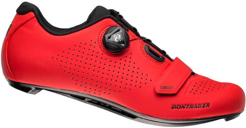 Bontrager Circuit Miehet kengät punainen 2f6096f995