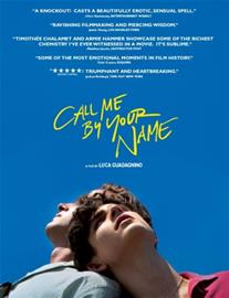 Call Me by Your Name (2017), elokuva