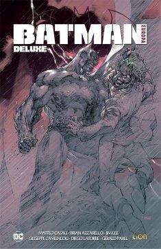 Batman : Europa deluxe, kirja