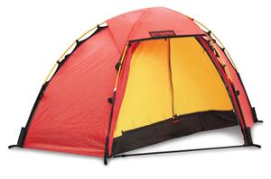 Hilleberg Soulo, teltta