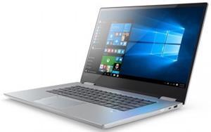 """Lenovo Yoga 720-15IKB 80X7006SMX (Core i7-7700HQ, 8 GB, 512 GB SSD, 15,6"""", Win 10), kannettava tietokone"""