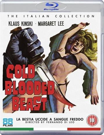 Cold Blooded Beast (La bestia uccide a sangue freddo), elokuva