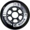 K2 90mm Rullaluistin renkaat 4kpl