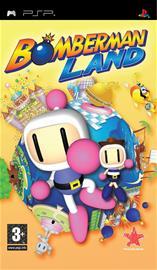 Bomberman Land, PSP -peli