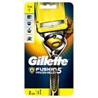 Gillette Fusion5 ProShield, partahöylä ja vaihtoterät 2 kpl