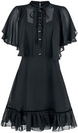 Hell Bunny Imperia Dress Mekko musta