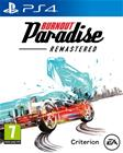 Burnout Paradise Remastered, PS4 -peli
