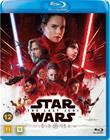 Star Wars: The Last Jedi (Blu-Ray), elokuva