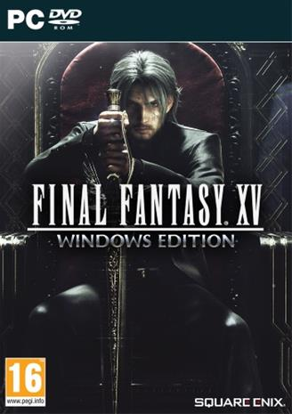 Final Fantasy XV (15), PC -peli