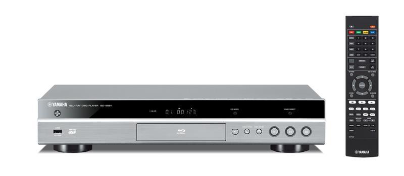Yamaha BD-S681, 3D Blu-ray -soitin