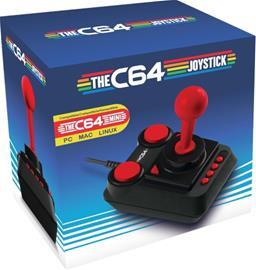 Retro Games The C64 Joystick, sauvaohjain
