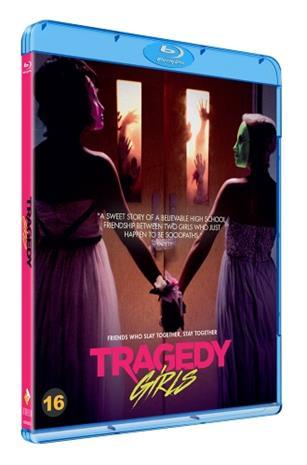 Tragedy Girls (2017, Blu-Ray), elokuva