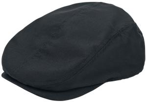 Skottihattu Hattu musta