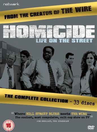 Homicide: Life on the Street - Koko sarja, TV-sarja