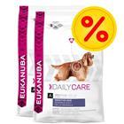 Eukanuba erikoisravinnot-säästöpakkaus - 2 x 12 kg Daily Care Senior 9+