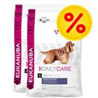 Eukanuba erikoisravinnot-säästöpakkaus - 2 x 12 kg Daily Care Sensitive Skin