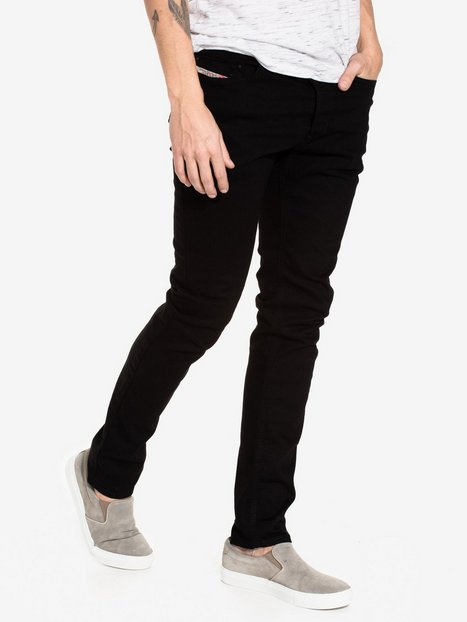 Diesel 0886Z Sleenker Trousers Farkut Denim  28509ca771