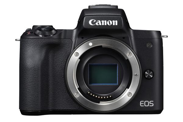 Canon EOS M50 Kit (15-45mm IS), järjestelmäkamera