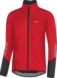 GORE WEAR C5 Gore-Tex Active Miehet takki , punainen/musta
