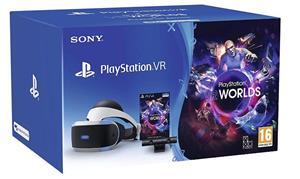 Sony Playstation VR v2 -paketti, PS4 -peliohjain + peli