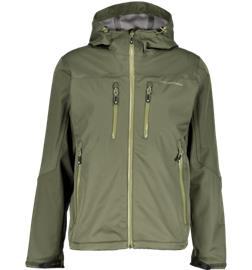 Cross Sportswear SO DAVOS JACKET M DEEP GREEN