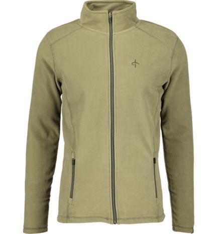 Cross Sportswear SO MICRO FLEECE M LICHEN GREEN