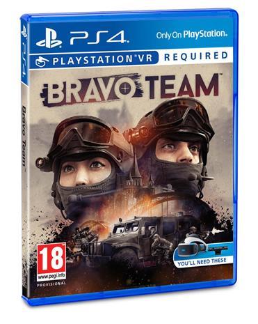 Bravo Team, PS4 VR -peli