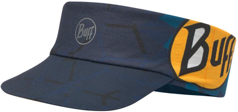 Buff Pack Run Päähine , keltainen/sininen
