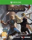 Pillars of Eternity II Deadfire, Xbox One -peli