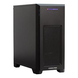 Cooltek MT-03, kotelo